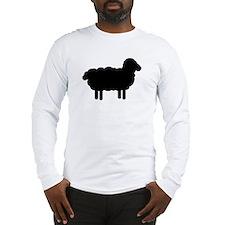 Black sheep Long Sleeve T-Shirt