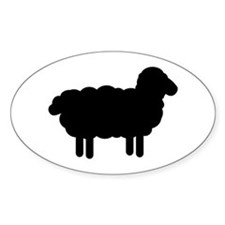 Black sheep Decal