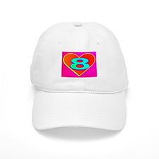 LUV 8 Baseball Cap