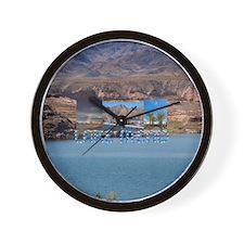 ABH Lake Mead Wall Clock