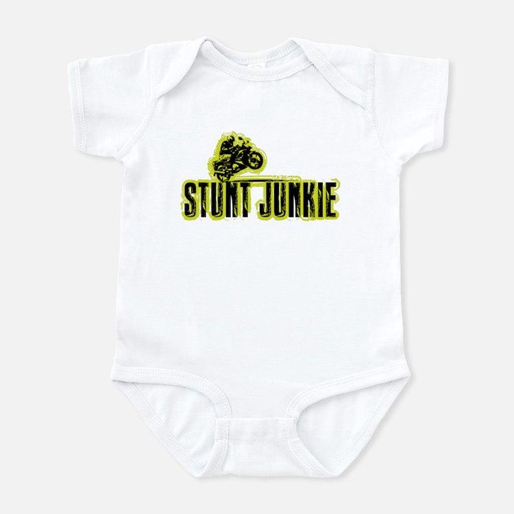 STUNT JUNKIE Infant Bodysuit