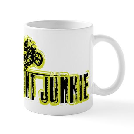 STUNT JUNKIE Mug