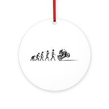 WHEELIE EVOLUTION Ornament (Round)