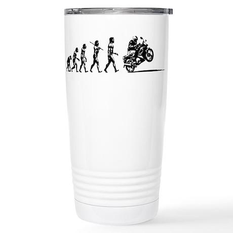 WHEELIE EVOLUTION Stainless Steel Travel Mug