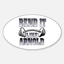 Bend it Decal