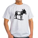 Donkey hole Mens Light T-shirts