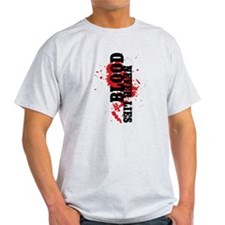 Dexter: Blood Never Lies T-Shirt
