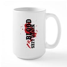Dexter: Blood Never Lies Mug