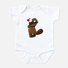 Platypus Infant Bodysuit