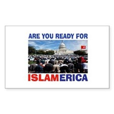 WE'RE READY Decal