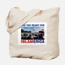 WE'RE READY Tote Bag