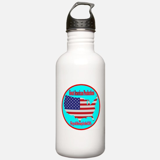 Great American Product Sports Water Bottle