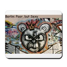 Berlin Bear Mousepad