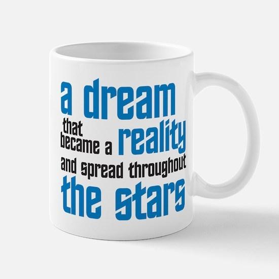 Star Trek: Captain Kirk Quote Mug