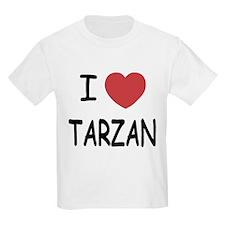 I heart Tarzan T-Shirt