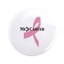 "Greater than Breast Cancer 3.5"" Button"