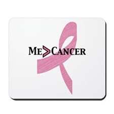 Greater than Breast Cancer Mousepad