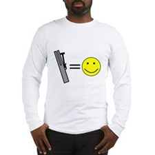 Chimes Make Me Happy Long Sleeve T-Shirt