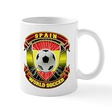 Spain World Soccer Power 2010 Small Mug