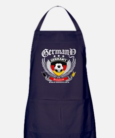 Deutschland Germany 2010 World Soccer Apron (dark)