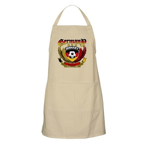Deutschland Germany 2010 World Soccer Apron