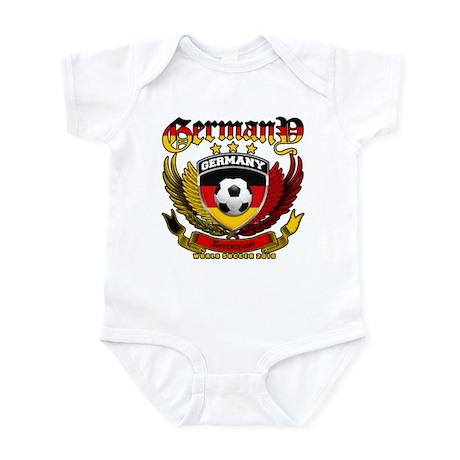 Deutschland Germany 2010 World Soccer Infant Bodys