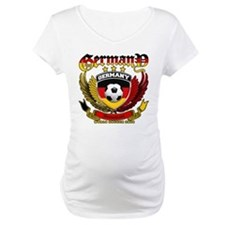 Deutschland Germany 2010 World Soccer Shirt