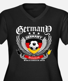 Deutschland Germany 2010 World Soccer Women's Plus