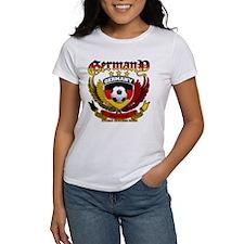 Deutschland Germany 2010 World Soccer Tee