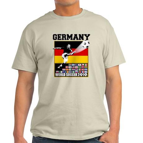 Germany World Soccer Light T-Shirt
