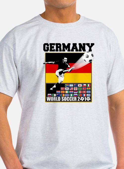 Germany World Soccer T-Shirt