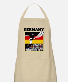 Germany World Soccer Apron