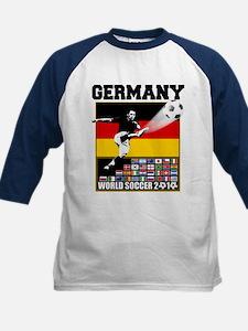 Germany World Soccer Tee