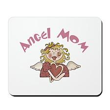 Angel Mom Mousepad
