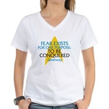 Star Trek: Janeway Fear Quote Shirt