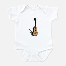 Guitar Infant Bodysuit