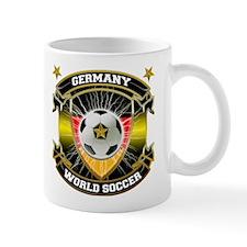Germany World Soccer Mug