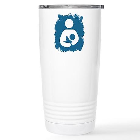 Sentient Baby Stainless Steel Travel Mug