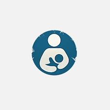 Sentient Baby Mini Button (10 pack)