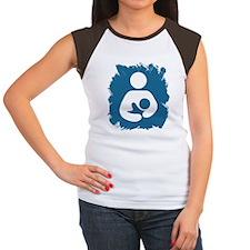 Sentient Baby Women's Cap Sleeve T-Shirt