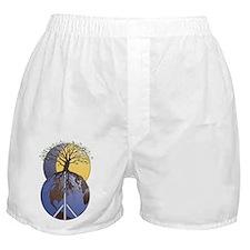 Sacred Tree Boxer Shorts