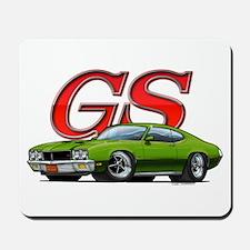 Green Skylark GS Mousepad