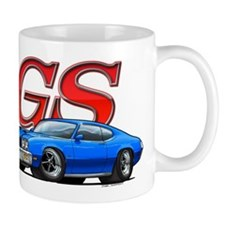 Blue Skylark GS Mug