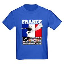 France World Soccer T