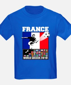 France World Soccer T