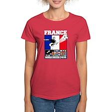 France World Soccer Tee