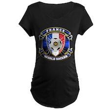 France World Soccer T-Shirt