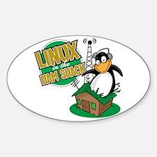 LHS Logo Sticker (Oval)