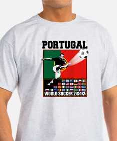 Portugal World Soccer T-Shirt