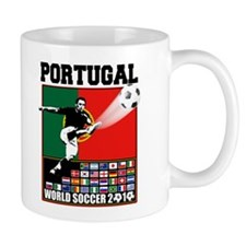 Portugal World Soccer Mug